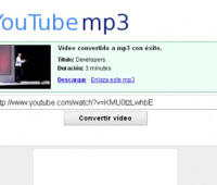 Youtube mp3: Descargar canciones de Youtube en mp3