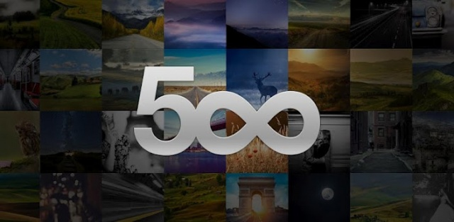 500px, la red social del fotgrafo